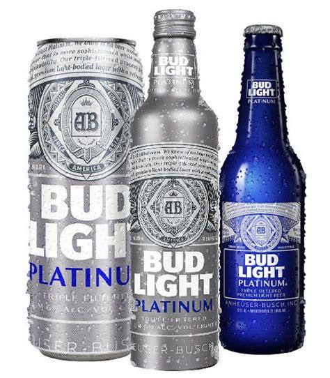content of bud light bud light platinum beers new look beverage industry