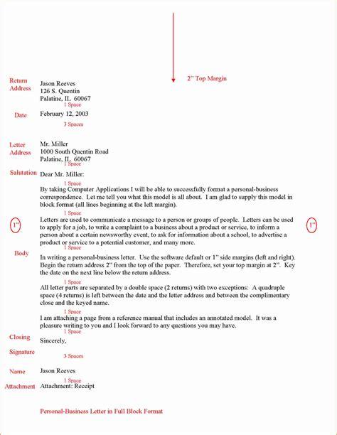 block letter format 5 block letter format invoice template