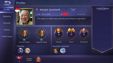 Akun Mobile Legends Hilang (2