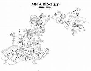 Aquavac King Lp Parts Diagram