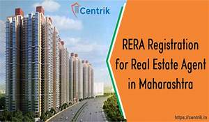 RERA registration for Real Estate Agents in Maharashtra