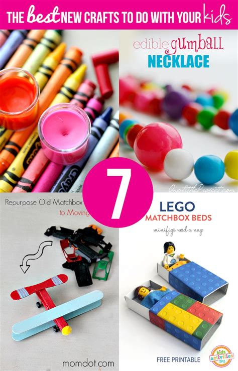 crafts to do kids craft ideas