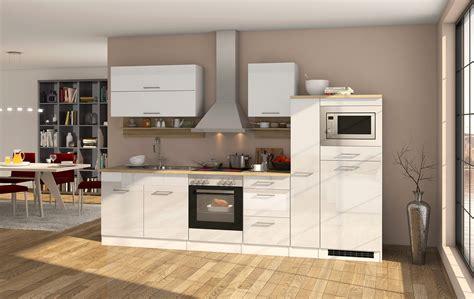 Küchenzeile Mit Elektrogeräten by K 252 Chenzeile Mit Elektroger 228 Ten K 252 Chenblock Mit E Ger 228 Ten