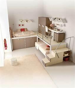 les 25 meilleures idees de la categorie chambres With superior meuble pour petit appartement 5 60 idees pour un amenagement petit espace archzine fr