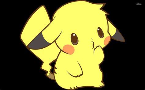 Anime Pikachu Wallpaper - pikachu fond d 233 cran