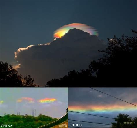 20 Miraculously Awesome Rare Natural Phenomena That Occur