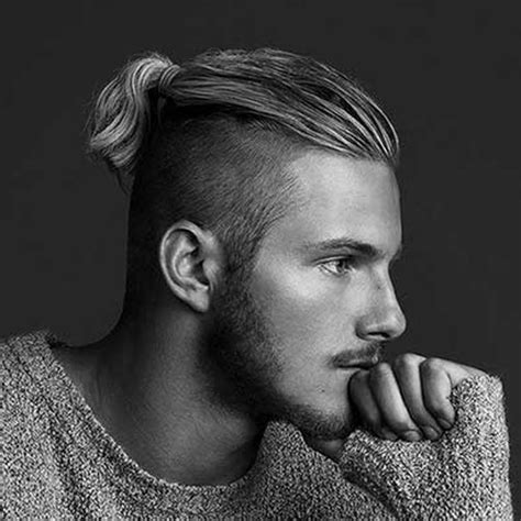 Shaved Sides Hairstyles For Men   Men's Hairstyles