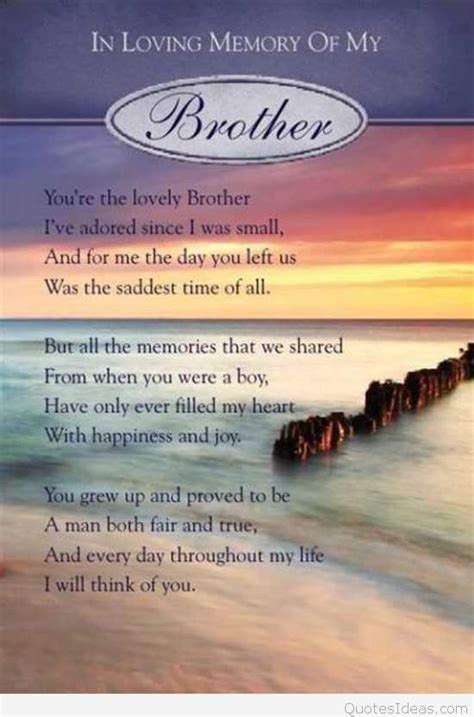 happy birthday quotes  brother  heaven image quotes