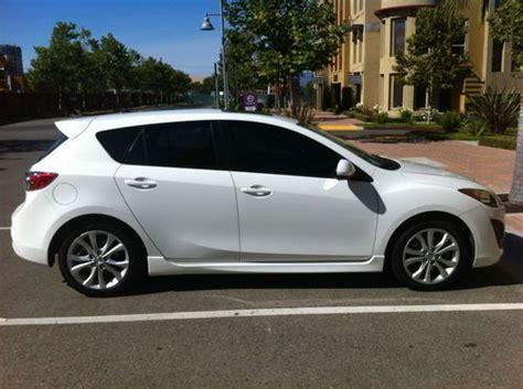 mazda state usa buy used 2011 mazda 3 s hatchback 4 door 2 5l pearl white