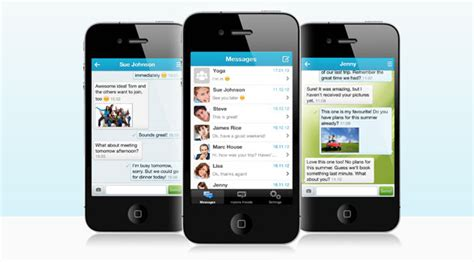 mysms iphone mysms messenger 3 0 new design and features for our