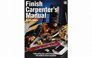 Finish Carpenter U0026 39 S Manual - 1993