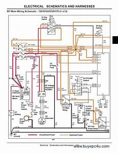 John Deere 2653a Wiring Diagram    Wiring Diagram