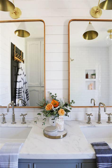 beautiful  modern vintage bathroom decor ideas  decoor