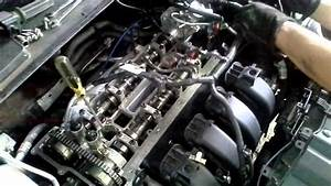 Ford Focus 2013 Tiempo Timing Chain 1 Parte De 2