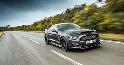 15 Fastest Mustangs Ever Produced   HotCars