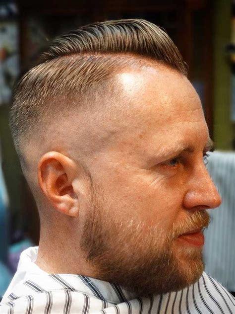 hairstyles  men  thin hair add  volume