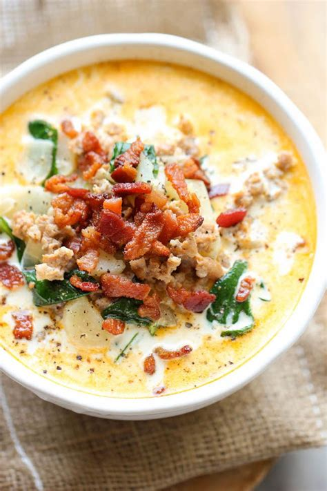 olive garden zuppa toscana 15 copycat olive garden recipes my and