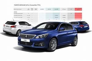 Peugeot 308 Allure Business : nouvelle peugeot 308 restyl e 2017 finitions prix quipements quels changements auto ~ Medecine-chirurgie-esthetiques.com Avis de Voitures