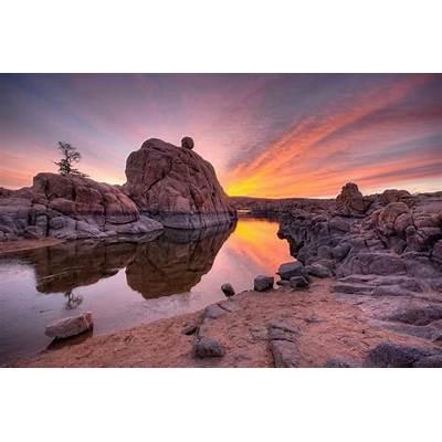 The Granite Dells of Prescott ArizonaCharismatic Planet