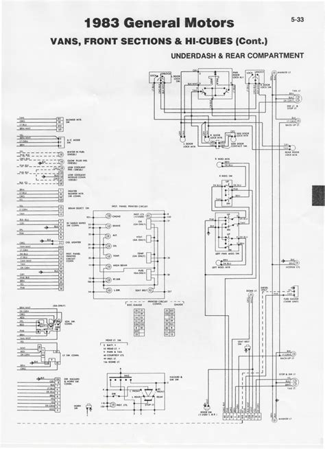 1978 Prowler Travel Trailer Wiring Diagram by 1983 Fleetwood Pace Arrow Owners Manuals 1983 General