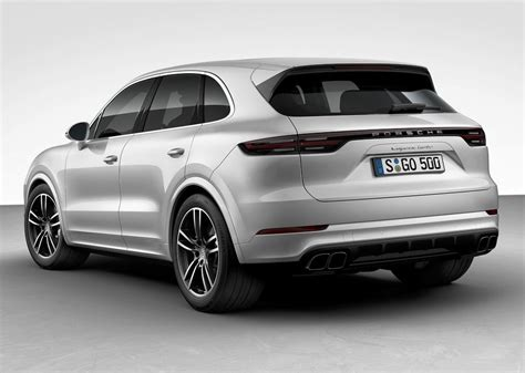 Porsche Cayenne 2018 S Hybrid In Egypt New Car Prices