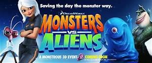 Фильм «Монстры против Пришельцев» / Monsters vs. Aliens