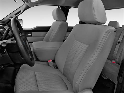 image  ford   wd supercab  xl front seats