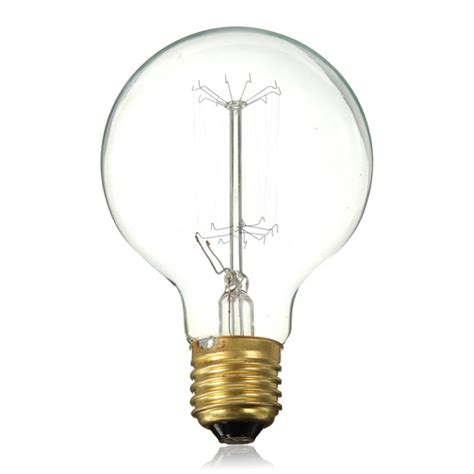 buy e27 40w vintage antique edison incandescent bulb g80