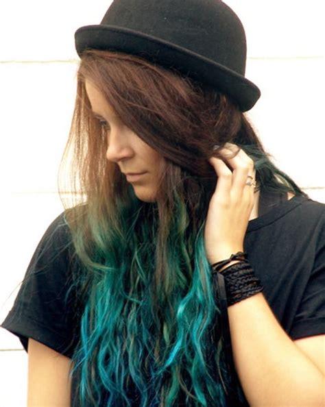 Teal Blue Ombre Hair Color Archives Vpfashion Vpfashion