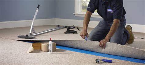 carpet installation