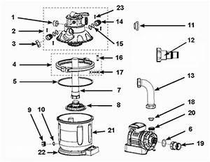 Filtre A Sable Intex 4m3 : pi ces d tach es pour pompe et filtre sable intex 4 m h ~ Dailycaller-alerts.com Idées de Décoration