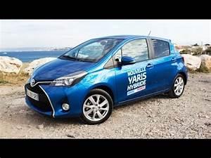 Essai Toyota Yaris Hybride : essai de la nouvelle toyota yaris hybride par le groupe automobile idm youtube ~ Medecine-chirurgie-esthetiques.com Avis de Voitures