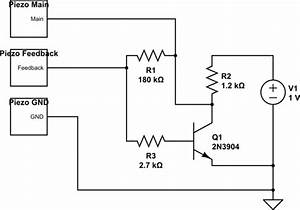 Driving A Voltage Boost Circuit With A Piezo Driver