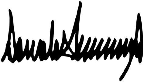 File:Donald J. Trump signature.svg - Wikimedia Commons