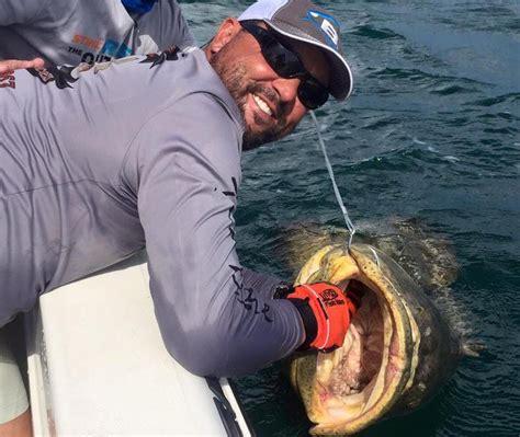 grouper fishing monster charter skipper nco turned goliath