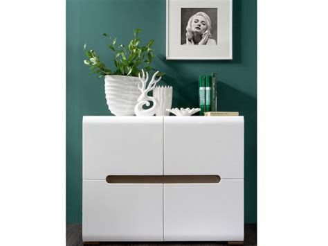 Small Contemporary Sideboard by Small Modern Sideboard Dresser Cabinet White High Gloss