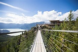 Riding the Sea to Sky Gondola - American Expeditioners
