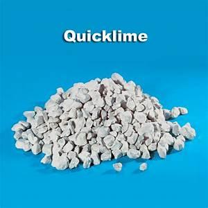 Quicklime