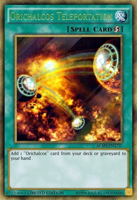 orichalcos teleportation by alanmac95 on deviantart