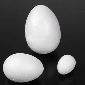 Ostereier Aus Gipsbinden : styropor eier 6 cm zum ostereier basteln eur 0 45 miroflor floristik geschenke bastelbedarf ~ Eleganceandgraceweddings.com Haus und Dekorationen