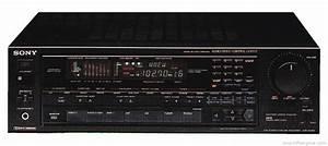 Sony Str-av910 - Manual - Audio Video Receiver