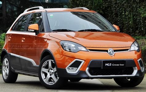 Mg Garage by Morris Garages Mg 3 2014 Price In Auto One