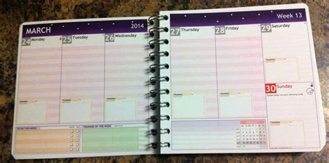 design your own planner design your own personal planner review tales of a