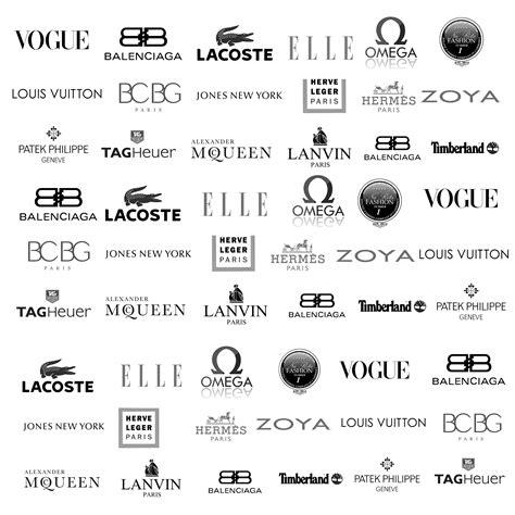 designer clothing brands fashion brands logos www pixshark images galleries