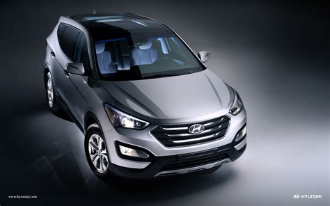 Santa Fe Hd Picture by Gorgeous Hyundai Santa Fe Wallpaper Hd Pictures