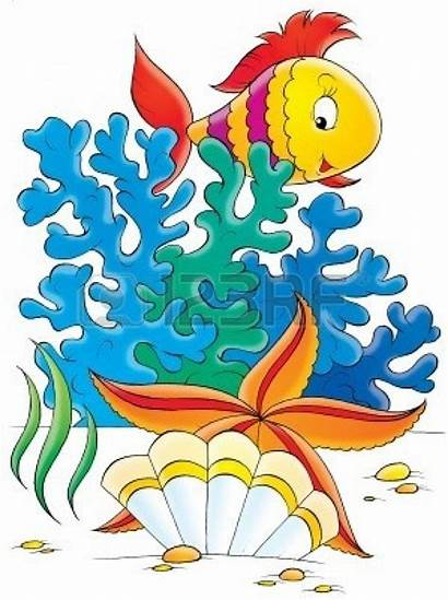 Sea Under Clipart Background Seafood Clipartmag