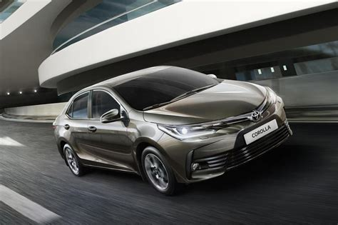 Toyota Corolla Altis Backgrounds by 2017 Toyota Corolla Altis To Launch In March News18