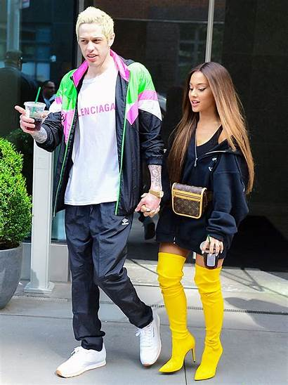 Pete Davidson Ariana Grande Wallpapers Bieber Justin