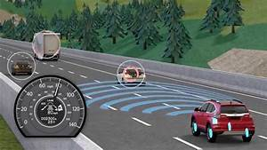 Adaptive Cruise Control : modern safety technologies equipped in cars sagmart ~ Medecine-chirurgie-esthetiques.com Avis de Voitures