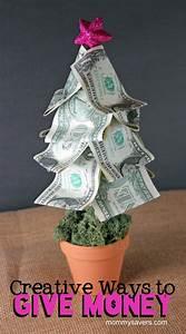 Creative Ways to Give Money - Mommysavers.com